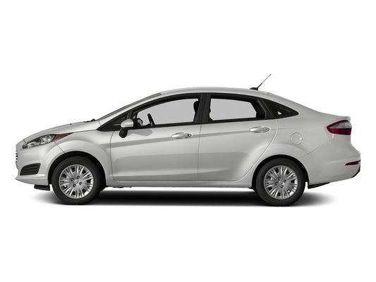 2017 Ford Fiesta Se Sedan In Bridgewater Nj Open Road Automotive Group