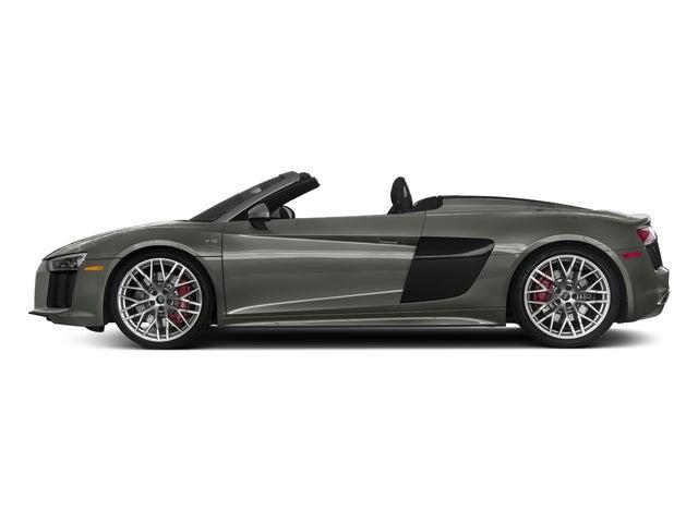 2018 Audi R8 Spyder V10 Plus Quattro Awd Bridgewater Nj