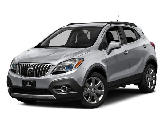 2016 Buick Encore AWD 4dr Sport Touring