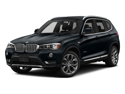 2017 BMW X3 xDrive28i Sports Activity Vehicle