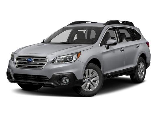 2017 Subaru Outback 2 5i Premium In Bridgewater Nj Open Road Automotive Group