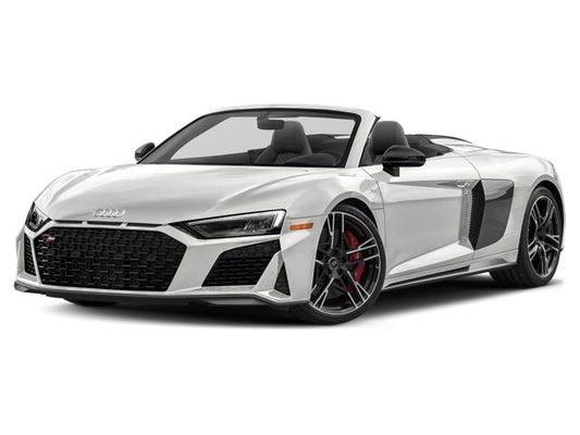 2020 Audi R8 Spyder V10 Performance Quattro