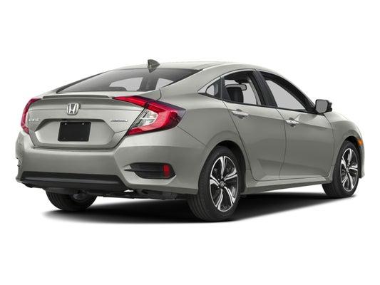 2016 Honda Civic Sedan Touring In Bridgewater Nj Open Road Automotive Group