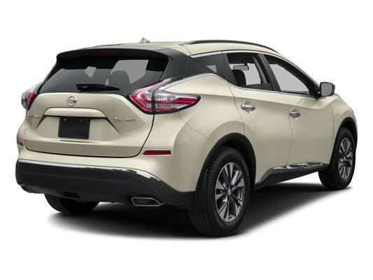 2017 Nissan Murano 5 Awd S In Bridgewater Nj Open Road Automotive Group