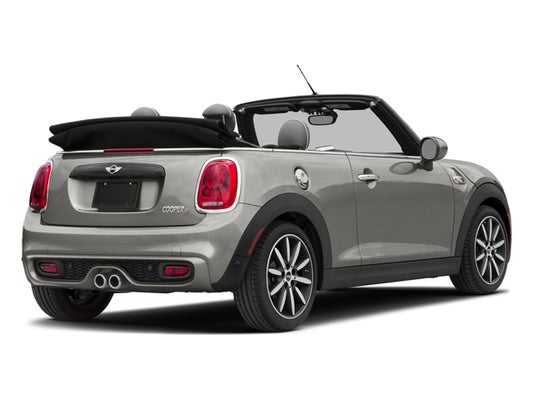 2018 Mini Convertible Cooper S In Bridgewater Nj Open Road Automotive Group