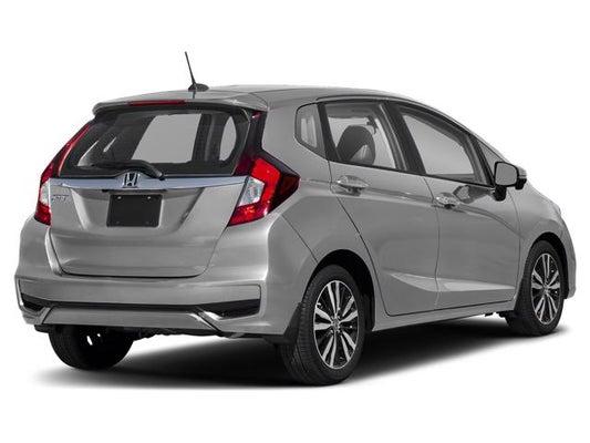 Honda Fit Ex >> 2019 Honda Fit Ex L Cvt W Navi
