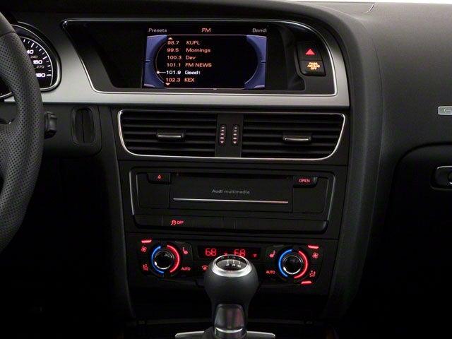 2012 Audi A5 2dr Cpe Auto Quattro 20t Premium Plus Bridgewater Nj