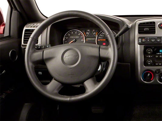 2012 Chevrolet Colorado 4WD Crew Cab LT w/2LT