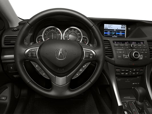 2013 acura tsx navigation system