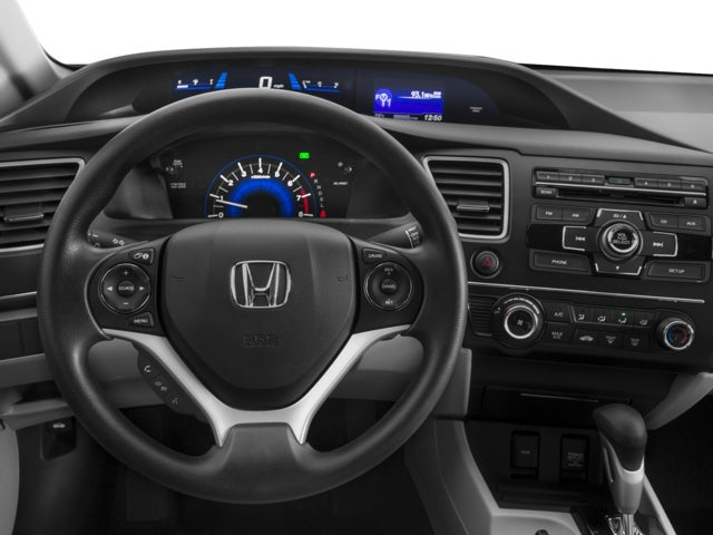 2015 Honda Civic Sedan LX In Bridgewater, NJ   Open Road Automotive Group