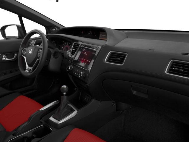2015 Honda Civic Sedan Si In Bridgewater, NJ   Open Road Automotive Group