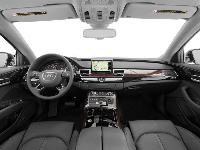 2016 Audi A8 L 4dr Sdn 3 0t In Bridgewater Nj Open Road Automotive