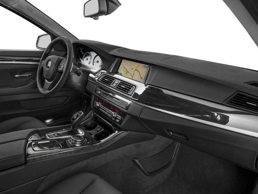 BMW 535I Xdrive >> 2016 Bmw 5 Series 4dr Sdn 535i Xdrive Awd