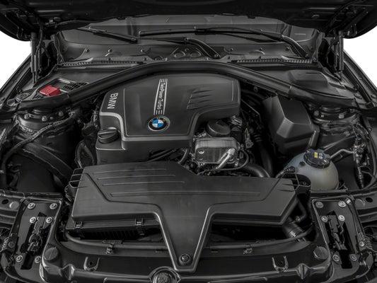 2016 BMW 3 Series 4dr Sdn 320i xDrive AWD