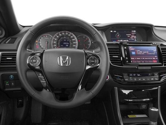 2016 Honda Accord Coupe 2dr V6 Auto Touring In Bridgewater Nj Open Road Automotive