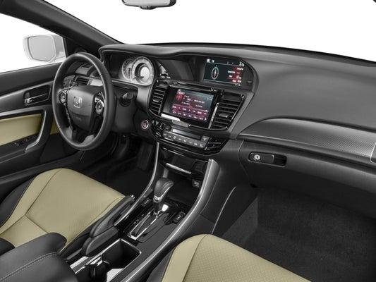 2016 Honda Accord Coupe 2dr V6 Man Ex L In Bridgewater Nj Open