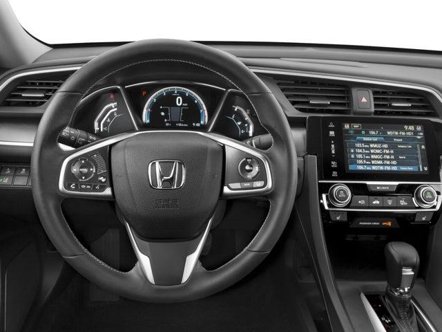 2016 Honda Civic Sedan Touring Bridgewater NJ
