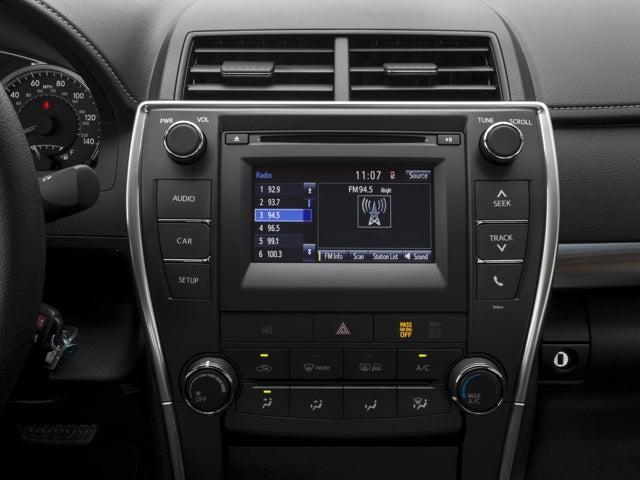 2016 Toyota Camry 4dr Sdn I4 Auto Se Bridgewater Nj