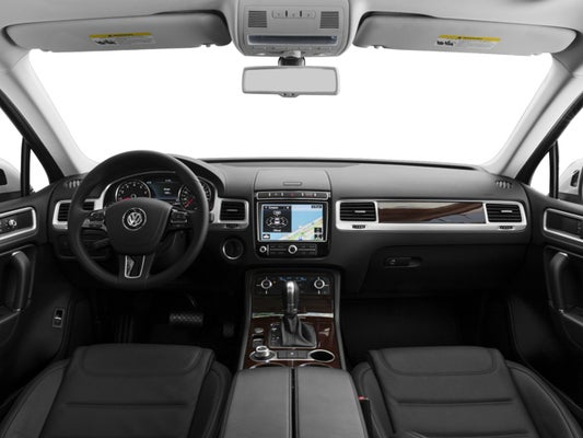 2016 Volkswagen Touareg 4dr Tdi Lux In Bridgewater Nj Open Road Automotive Group