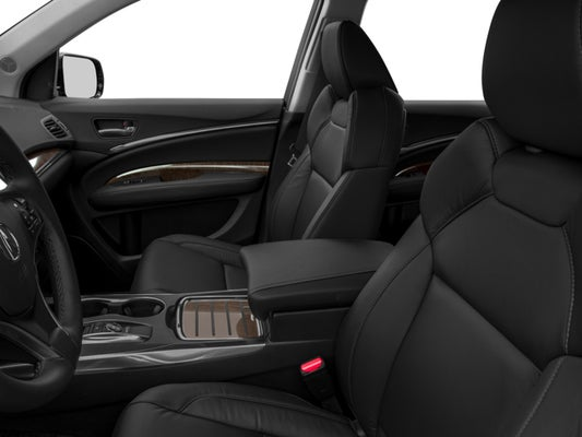 2017 Acura MDX SH-AWD w/Technology Pkg