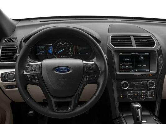 2017 Ford Explorer Xlt 4wd In Bridgewater Nj Open Road Automotive Group