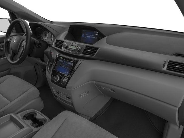2017 Honda Odyssey Se Auto In Bridgewater Nj Open Road Automotive Group