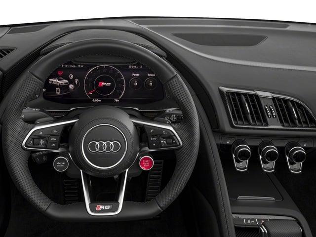 Audi R Spyder V Plus Quattro AWD Bridgewater NJ Morristown - Audi r8 v10