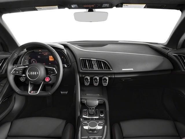 2018 Audi R8 Spyder V10 Plus Quattro Awd Bridgewater Nj Morristown