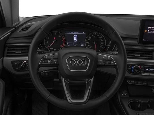 2018 Audi A4 Allroad 20 Tfsi Premium Plus Bridgewater Nj
