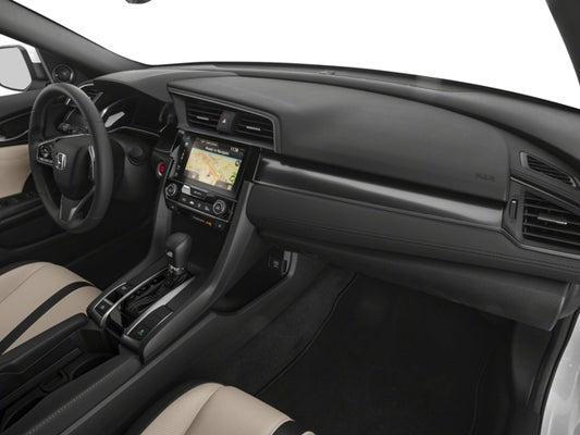 2018 Honda Civic Ex L Navi Cvt