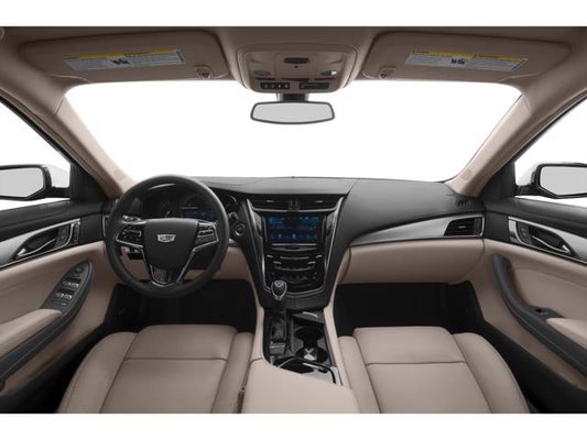 2019 Cadillac CTS 4dr Sdn 2 0L Turbo Luxury AWD