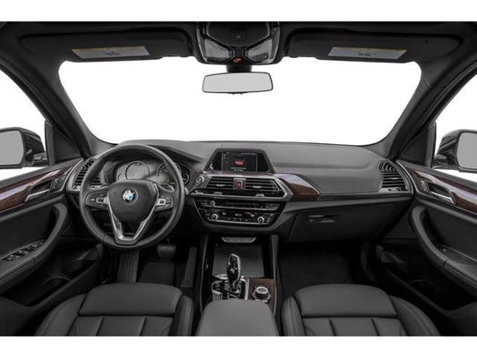 2020 BMW X3 xDrive30i Sports Activity Vehicle