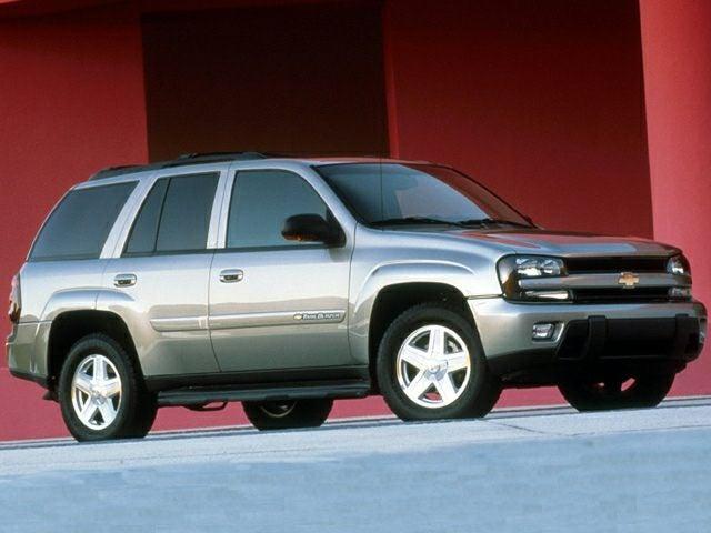 2002 Chevrolet Trailblazer 4dr 4wd Ls In Bridgewater Nj Open Road Automotive Group