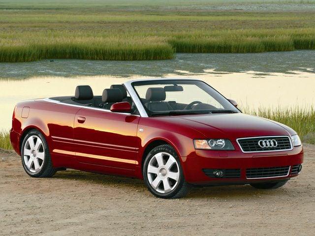 Audi A Dr Cabriolet L Quattro Bridgewater NJ - 2005 audi a4