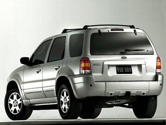 2007 Ford Escape 4wd 4dr V6 Auto Limited In Bridgewater Nj Open Road Automotive