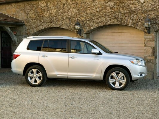 2008 Toyota Highlander 4wd 4dr Limited In Bridgewater Nj Open Road Automotive Group