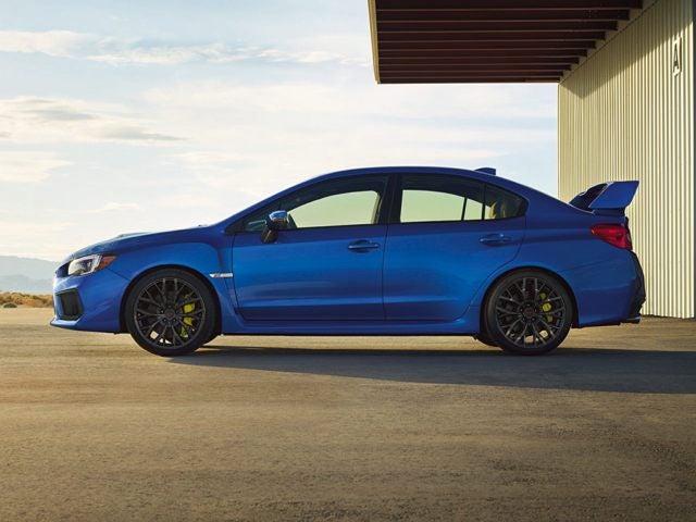 2019 Subaru Wrx Sti Limited Manual W Lip Spoiler In Bridgewater Nj Open