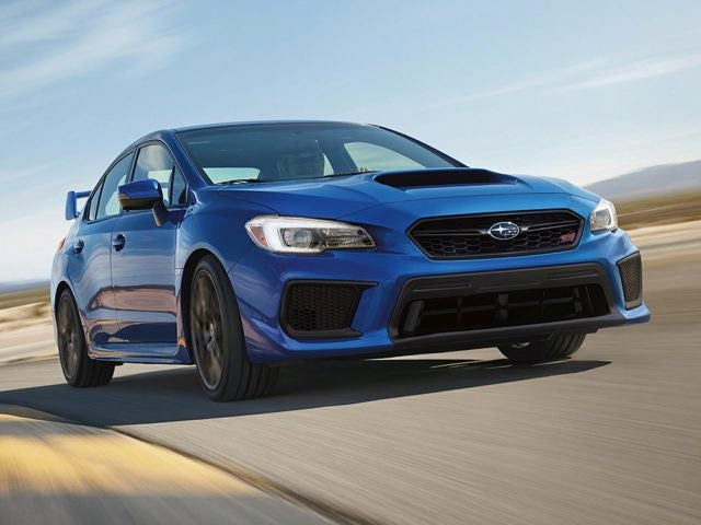 2019 Subaru Wrx Sti Limited Manual W Lip Spoiler Bridgewater Nj