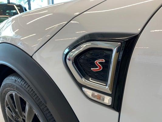 2020 MINI Cooper S Countryman All4