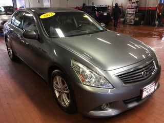 Used Infiniti G37 Sedan Morristown Nj