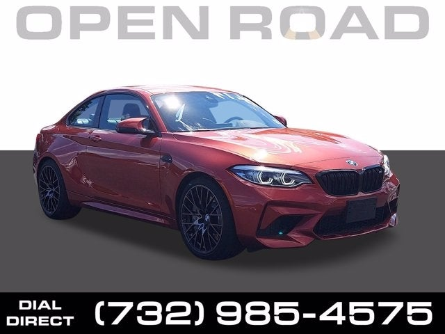 Open Road Bmw >> 2019 Bmw M2 Competition Coupe