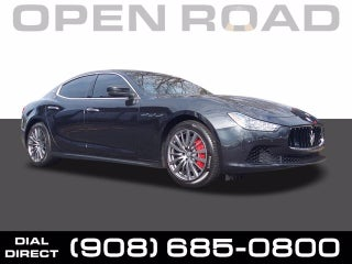 Used Maserati Ghibli Bridgewater Nj