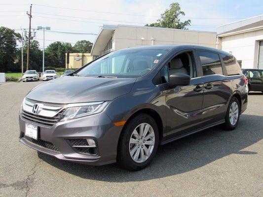 2018 Honda Odyssey Lx Bridgewater Nj Morristown East Brunswick Edison New Jersey 5fnrl6h26jb111503